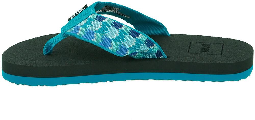 Zapatos azules casual Teva Mush infantiles 8nF0Z